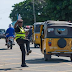 Check Out This Kogi State Female Traffic Warden Displaying Her Passion