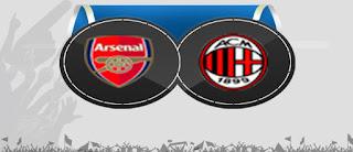 مشاهدة مباراة ميلان وارسنال اليوم بث مباشر بتاريخ 15-3-2018 الدوري الاروبي