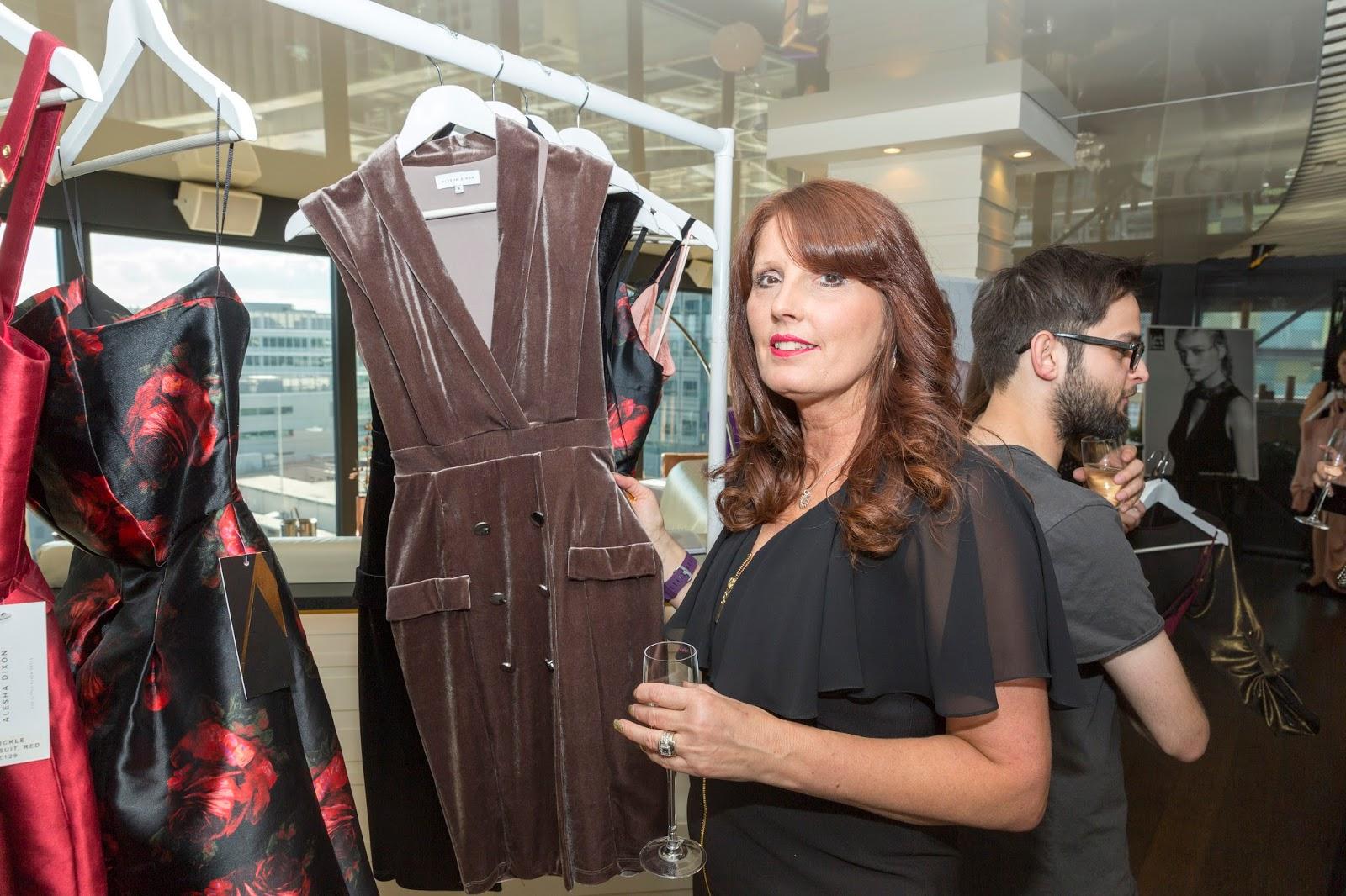 Alesha Dixon Collaboration With Little Black Dress Interviewed By Gossip Magazine