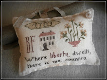Where liberty dwells...