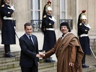 Sarkozy y los vendedores de miedos