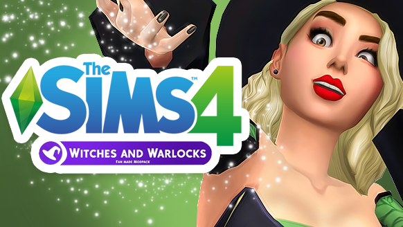 XUrbanSimsX Official Website: RIDE BROOMS, CAST SPELLS AND