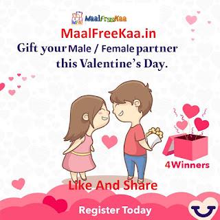 Valentine's Day Free Gift