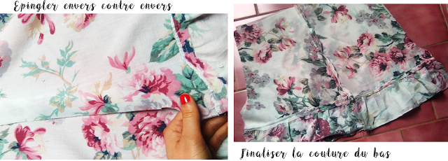 DIY-Short-flowers-sewing-upcycling