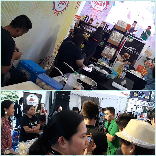 cooking demo, ufs philippines,