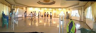 Function Hall at Senen's Mountain Resort in Lilo-an, Cebu, Philippines