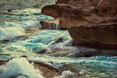 Malle Cala Radjada Kippen am Meer von Fotograf Michael Schalansky