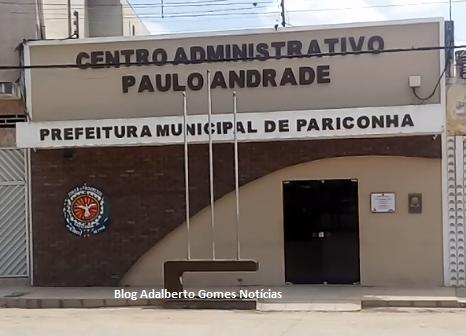 Prefeitura de Pariconha assina TAC para realização de concurso público no município