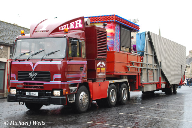 Trucks, Buses and Trams: Stamford Mid-Lent Fair - 18 March ...