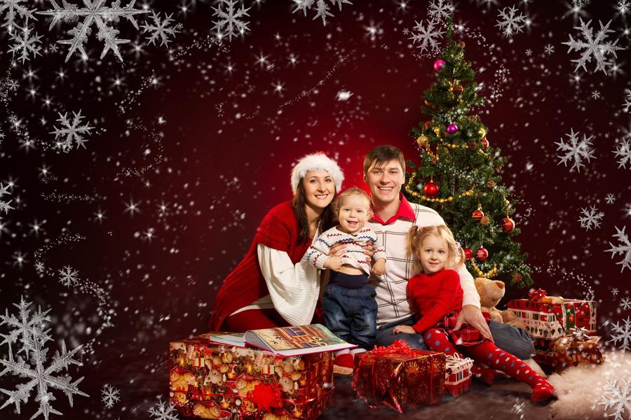 le gustara enviar a sus familiares y amigos una o varias tarjetas navideas personalizadas con mensajes - Postales Navideas Personalizadas
