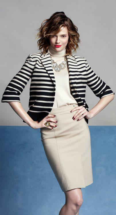 1001 Fashion Trends Ann Taylor Career Chic Women S