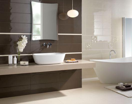 Piastrelle bagno altezza 1 20 tutto su ispirazione - Altezza mattonelle bagno ...