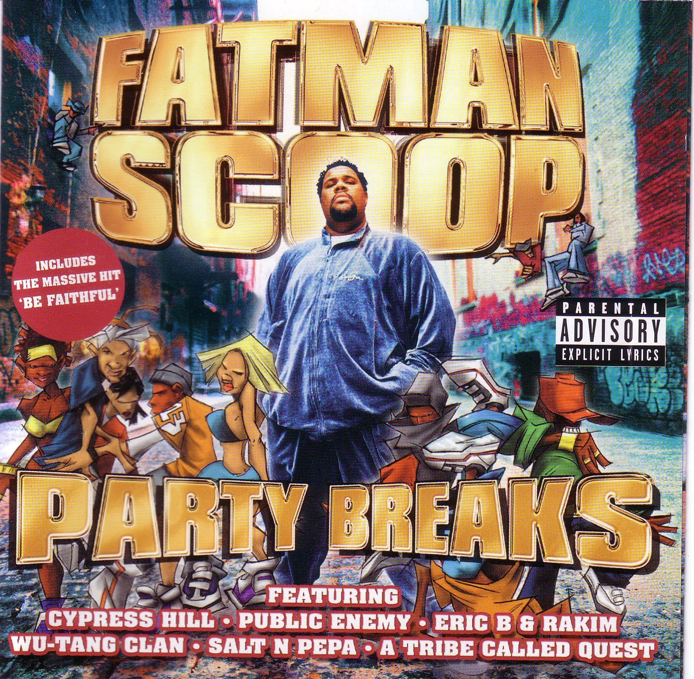 Original Underground Hip Hop: Fatman Scoop