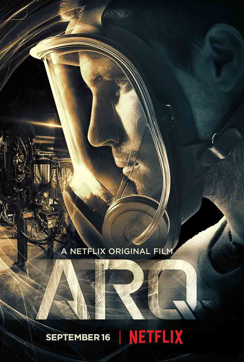 ARQ Torrent – WEBRip 720p e 1080p Dual Áudio (2016)