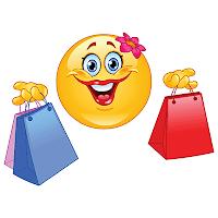 Shopping Smiley