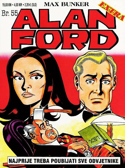 Najprije treba poubijati sve Odvjetnike - Alan Ford