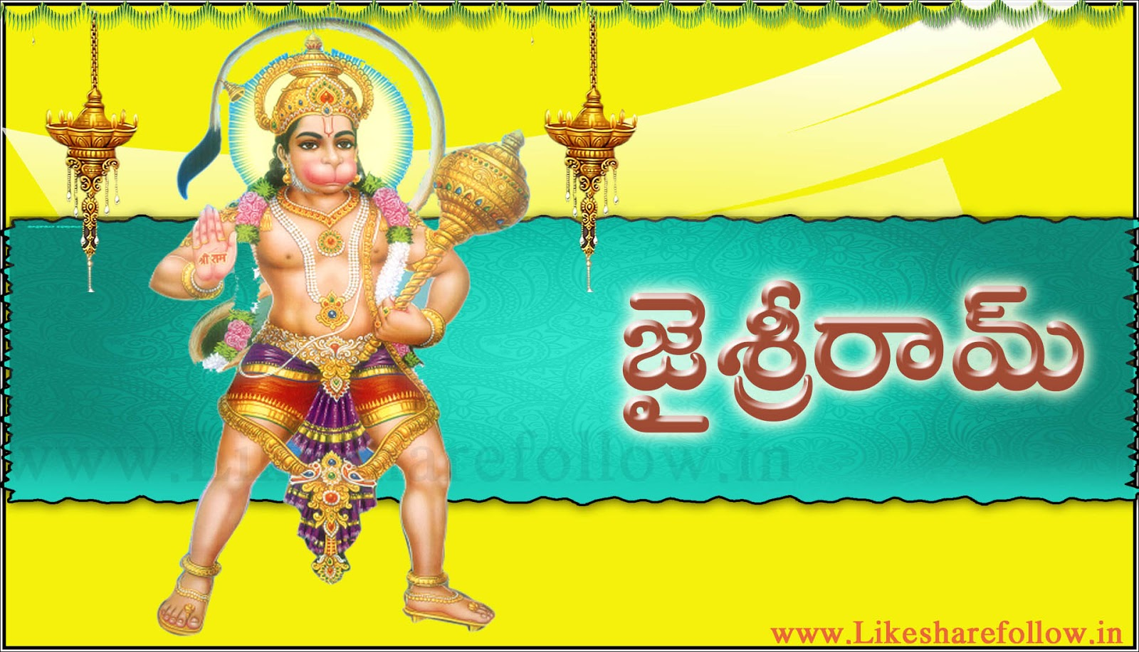 Lord Hanuman Hd Wallpapers Hindu God Wallpapers Like Share Follow