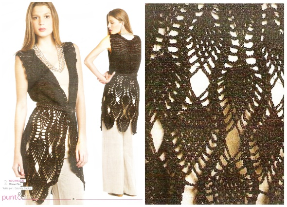 túnica, ganchillo, patrones, tutoriales, tejer