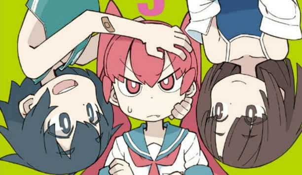 Daftar Anime Winter 2019 Terbaik - Ueno-san wa Bukiyou