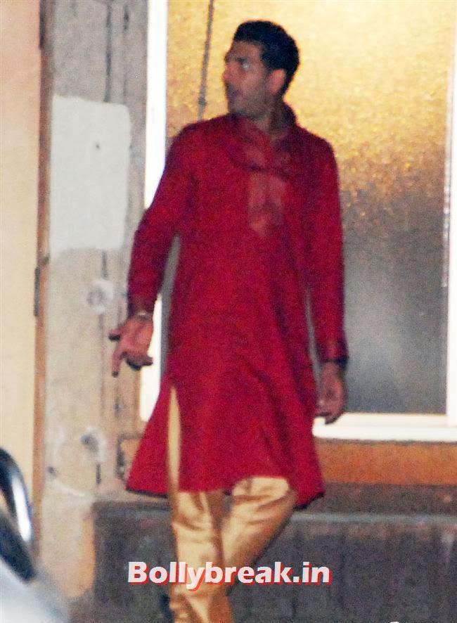 Yuvraj Singh, Sohail Khan Diwali Bash