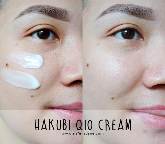Hakubi q10 Cream