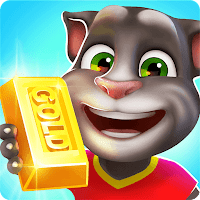 Talking Tom Gold Run - VER. 1.6.0.46 Unlimited Gold Bars MOD APK