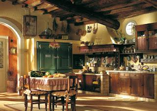 cocina country