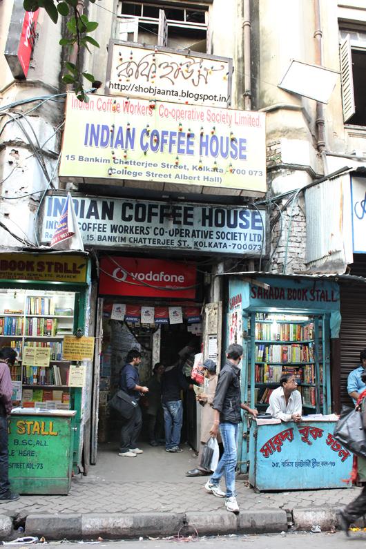 Coffee House, Nostalgia and Adda   Kolkata (Calcutta) Guide