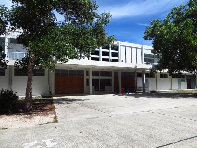Здание на стадионе Самуи