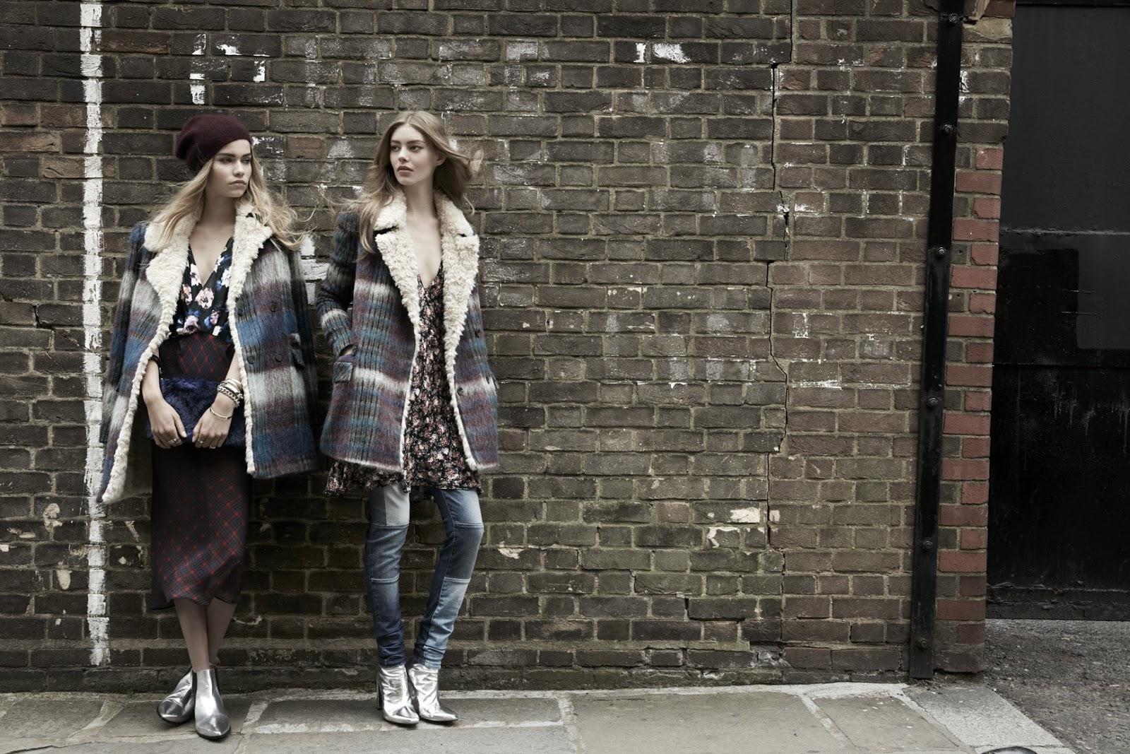48340c3f Zara Trafaluc Fall 2013 Ad Campaign - FRONT ROW
