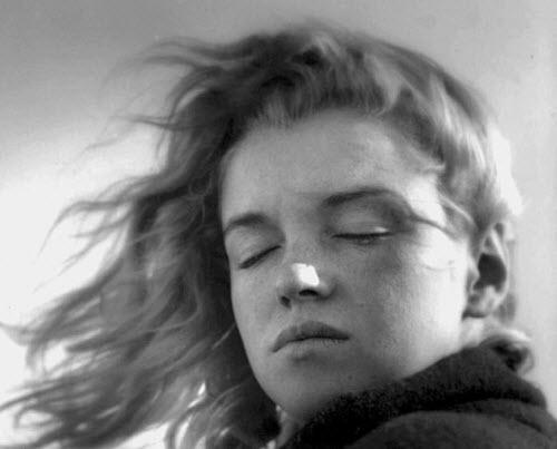 Marilyn Monroe, Σπάνιες Φωτογραφίες, 20 Ετών - 6