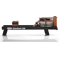 WaterRower Club Rowing Machine with High Risers, image, review plus buy at low price