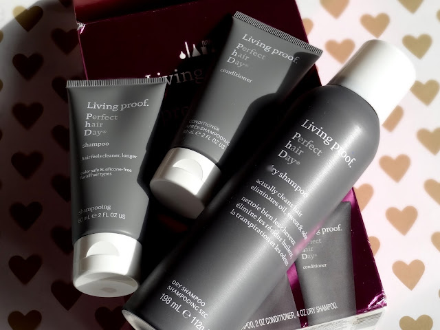 Living Proof Spread Cheer & Perfect Hair Kit