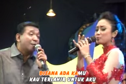 Duet Romantis Monata - Bawalah Aku Kasih MP3 - Anisa & Imam S. Arifin