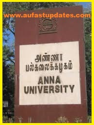 Anna University New Syllabus Pattern 2017-18 Academic Schedule[Affiliated Colleges]