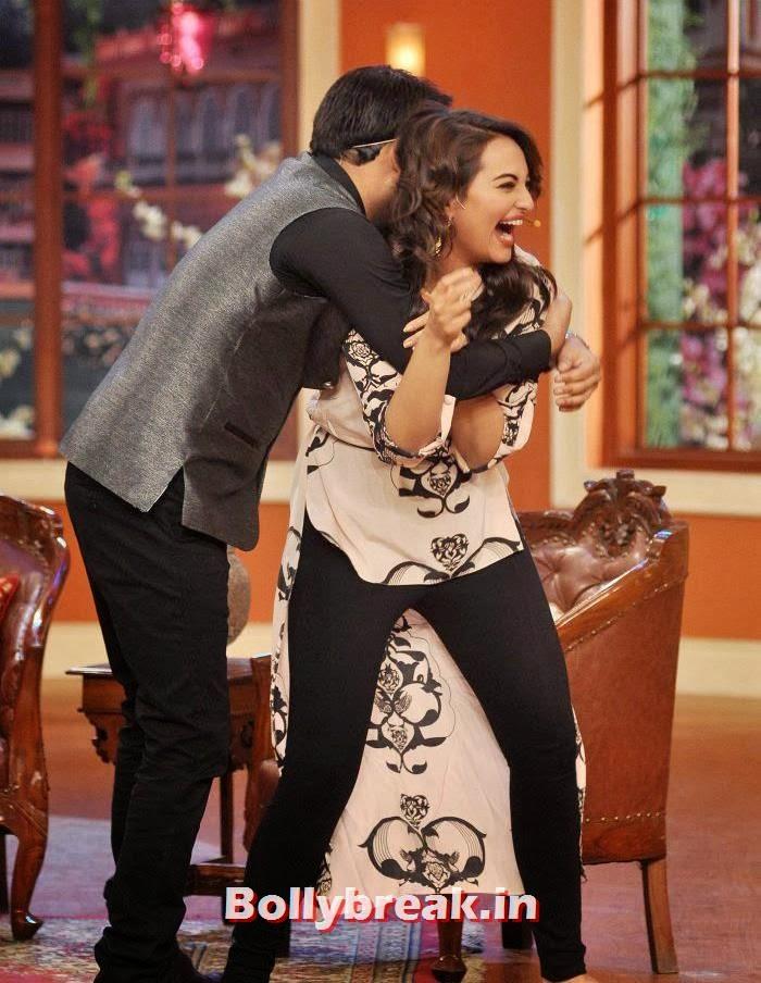 , Sonakshi Sinha R Rajkumar Promotions on Comedy Nights with Kapil