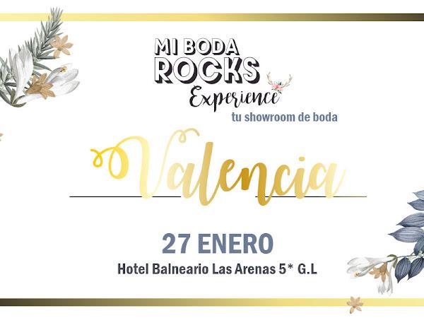 Expositores & Sorteos Mi Boda Rocks Experience Valencia 2019