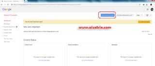 01 Cara Baru Submit URL blog di google agar cepat terindex mesin pencari Google