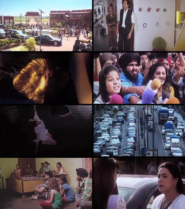 A Flying Jatt 2016 Hindi DVDScr x264