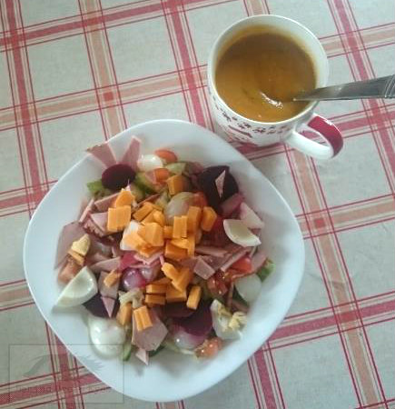 Behind Green Eyes: 9 Quick Slimming World Friendly Lunches