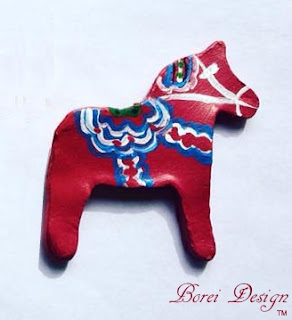 how-to-make-swedish-dala-horse-sign-christmas-tutorial