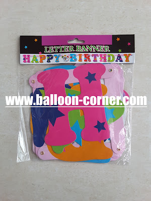 Bunting Banner Happy Birthday