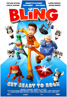 Movie Review - Bling