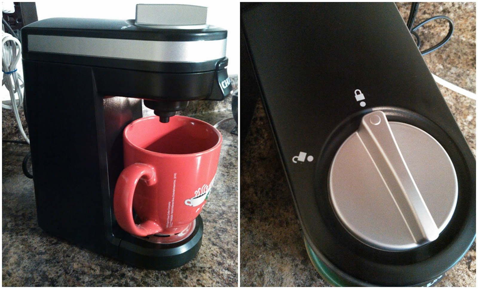 Over The Rainbow My Review For The Aicok K Cup Coffeemaker