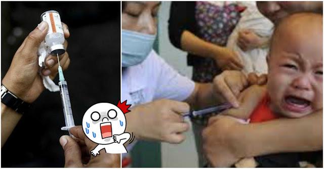 Awas Skandal Vaksin Palsu Dari China, Sebaiknya Anak Di Vaksin Atau Tidak Supaya Aman....