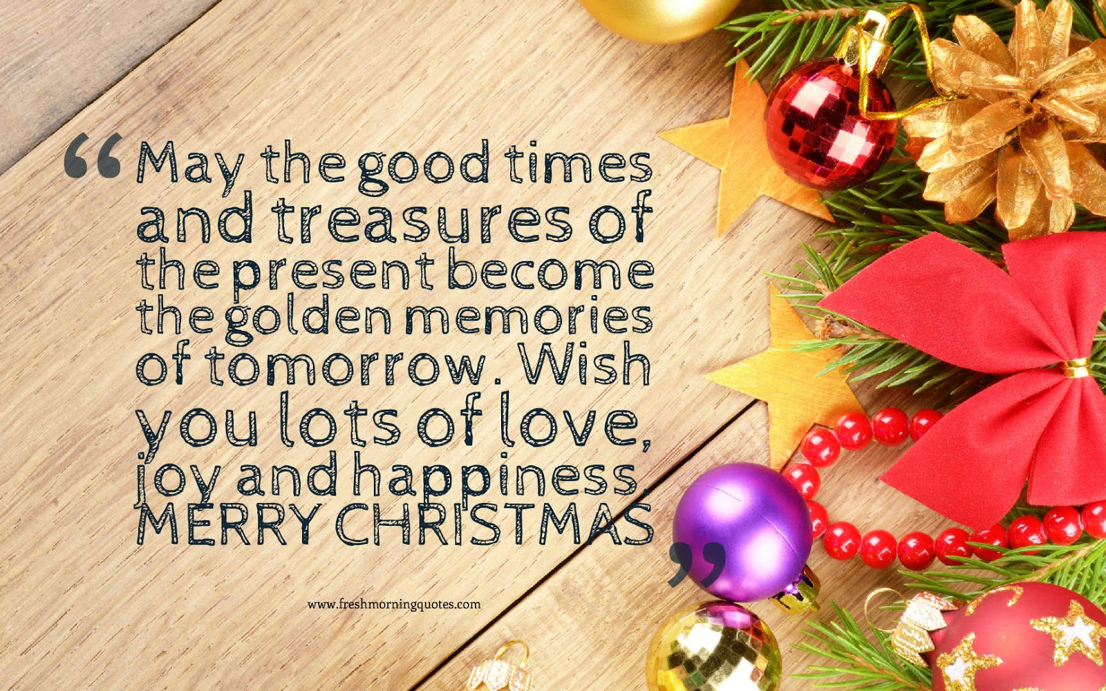 Heart Touching Merry Christmas Wishes for Mother