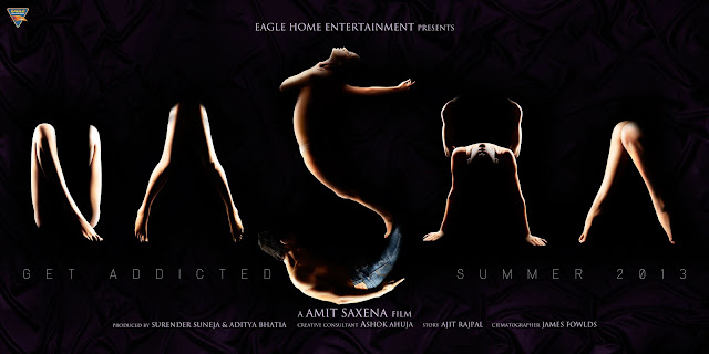 Hot Girl Poonam Pandey's Nasha movie first look