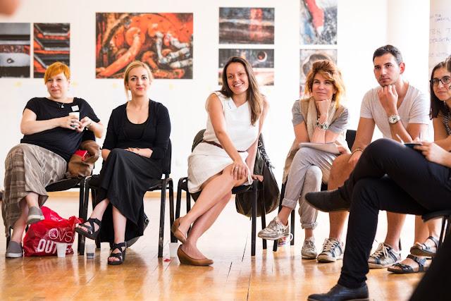 Učesnici kreativnog mentorstva