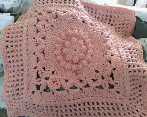 Jenn Baby Blanket - Free Pattern