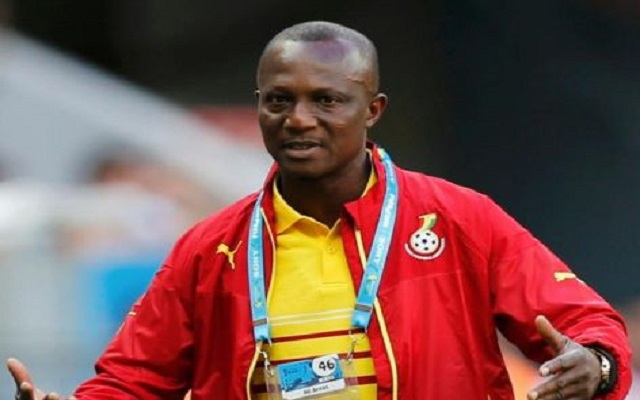 James Kwesi Appiah - new Ghana Black Stars coach 2017